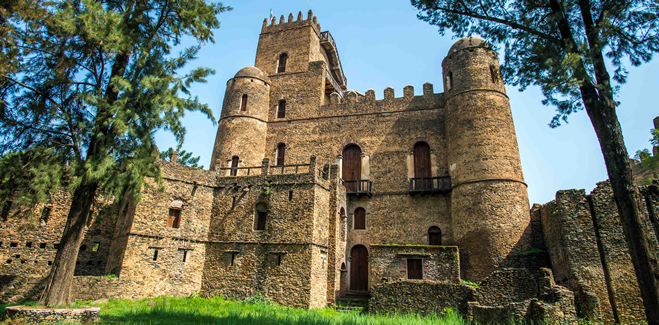 Gondar - The Camelot of Africa